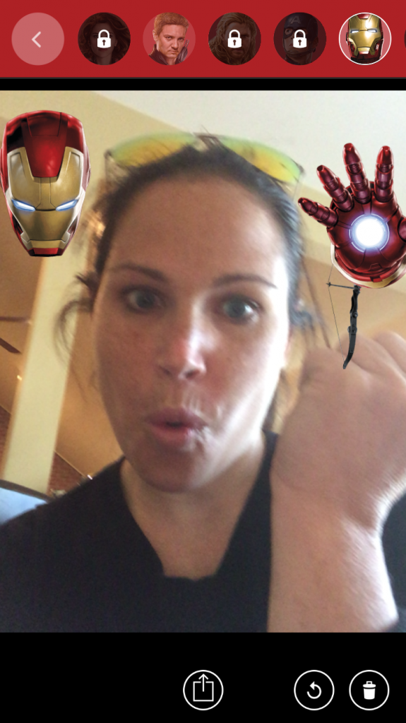 IMG 1973 575x1024 Lets Have Fun! MARVELs The Avengers: Age of Ultron App is Exciting!
