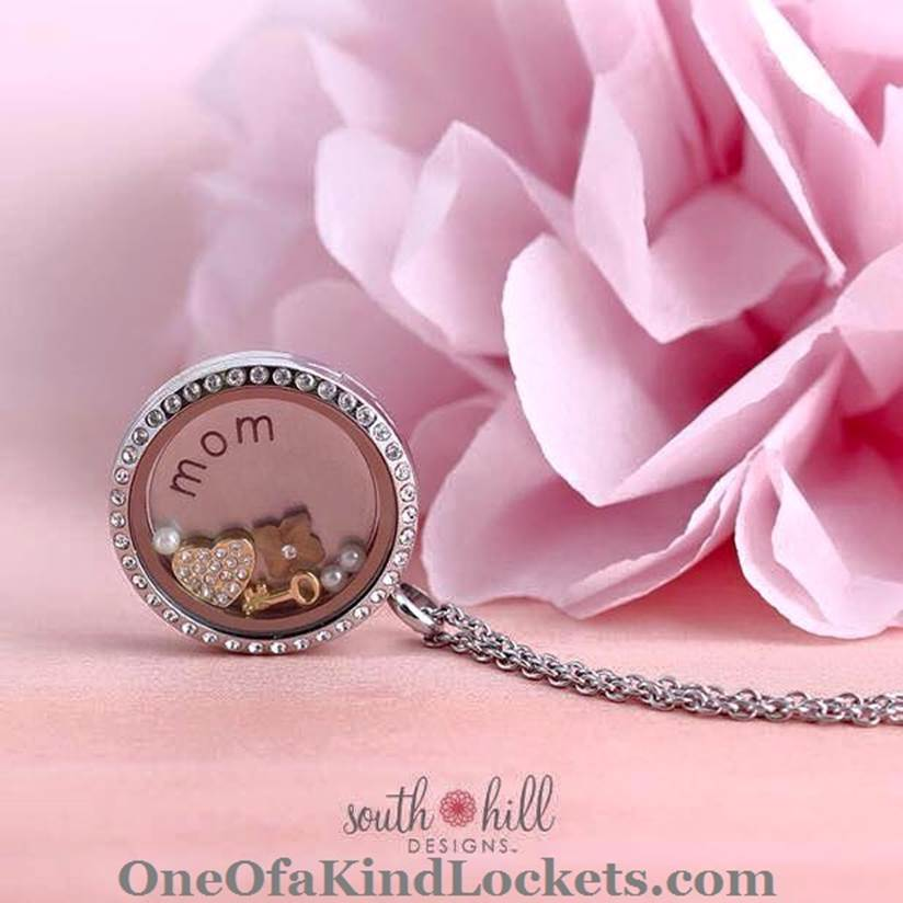 unnamed 12 One of a Kind Lockets with South Hill Designs and a Mothers Day Locket Giveaway!