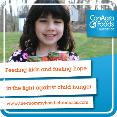 unnamed 4 Help Ease Child Hunger with ConAgra Foods Foundation
