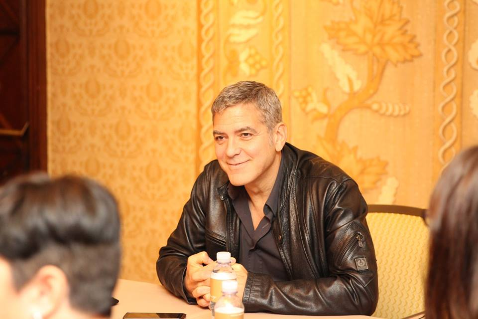 10986679 10106663536421414 8619365159023261103 n 2 My Interview with the ONE and ONLY GEORGE CLOONEY Part 1! #TomorrowlandEvent