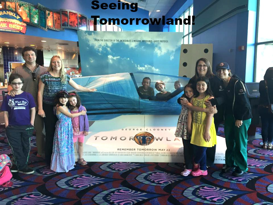 11111622 10153281193764356 7557461126930539236 n Tomorrowland is now in theaters!! My Interview with George Clooney Part 2! #TomorrowlandEvent