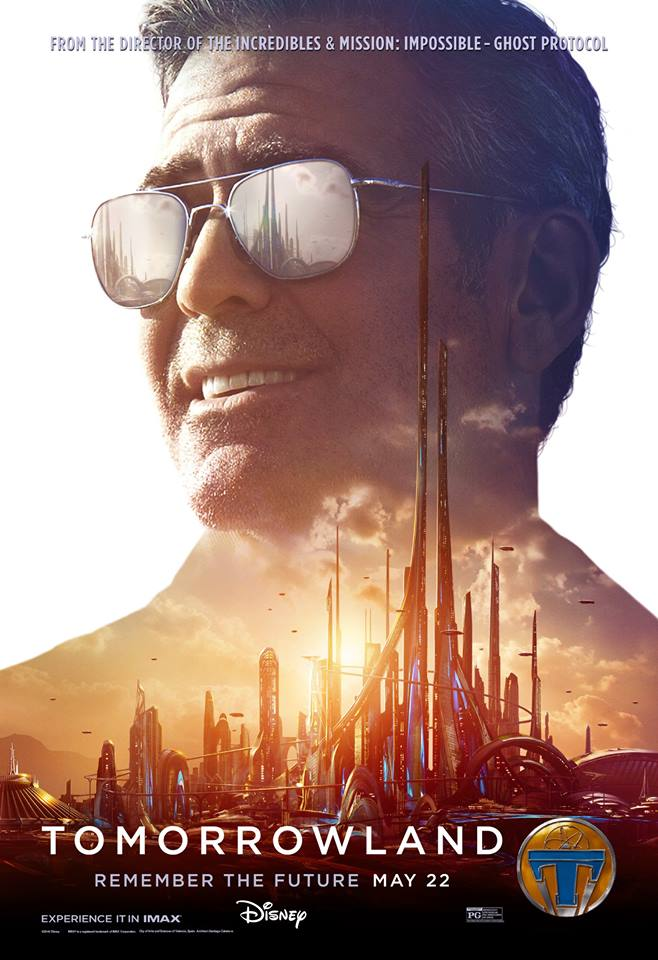 11178276 10106616751159454 8287626998161156231 n 22 Tomorrowland is now in theaters!! My Interview with George Clooney Part 2! #TomorrowlandEvent