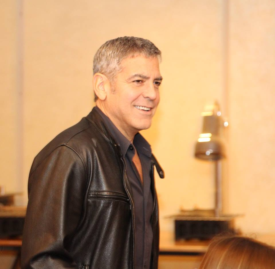 11218796 10106663536206844 1706779830672090810 n My Interview with the ONE and ONLY GEORGE CLOONEY Part 1! #TomorrowlandEvent