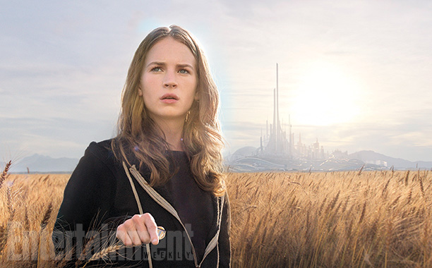 Britt Robertson Tomorrowland My Interview with the Simply Amazing Britt Robertson! #TomorrowlandEvent