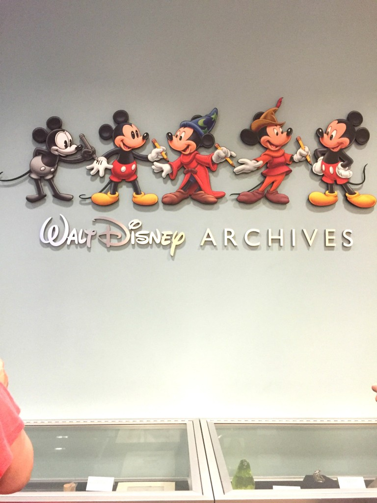 IMG 2144 768x1024 We Visited the Disney Archives! What an Incredible Experience! #TomorrowlandEvent