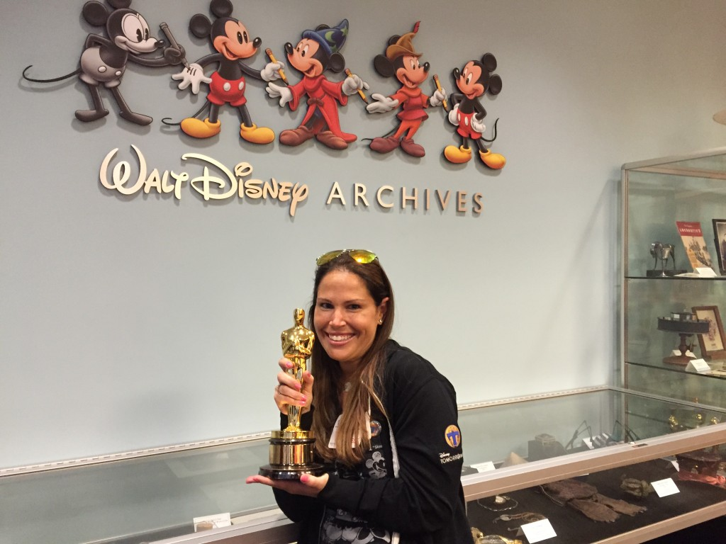 IMG 2164 1024x768 We Visited the Disney Archives! What an Incredible Experience! #TomorrowlandEvent