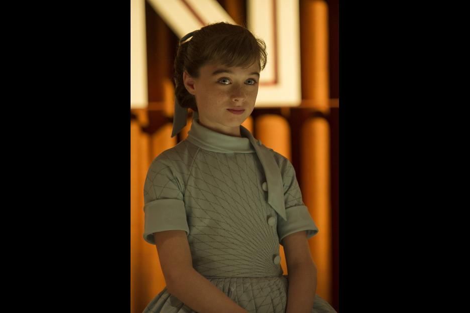Raffey My Interview with the Adorable and Talented Raffey Cassidy (Athena) #TomorrowlandEvent