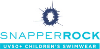 logo Snapper Rock   An UV protected SwimWear Line for Kids and a Bathing Suit Giveaway!
