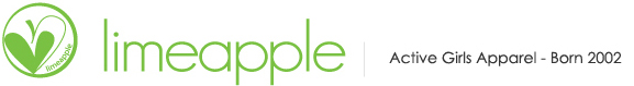 logo green Limeapple – a lifestyle clothing brand for young girls!