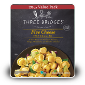 unnamed 2 Three Bridges   Meals, Pastas, Sauces, AND a Great Giveaway