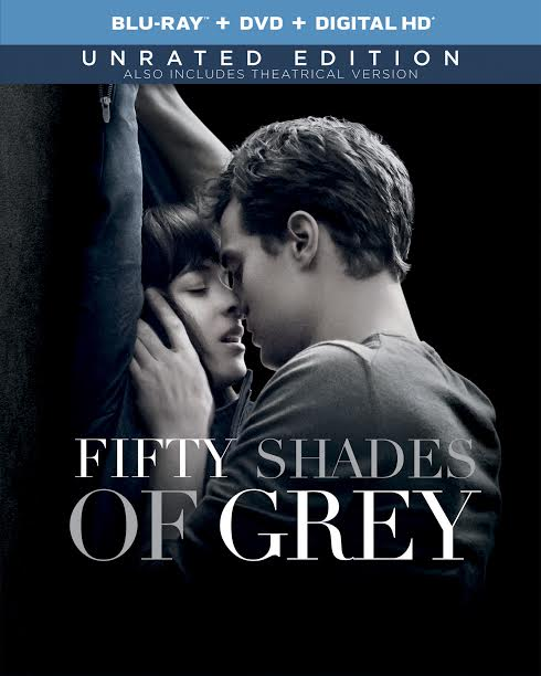 unnamed 25 FIFTY SHADES OF GREY on Blu ray & DVD! 2 winners will receive the 50 shades DVD! #Giveaway