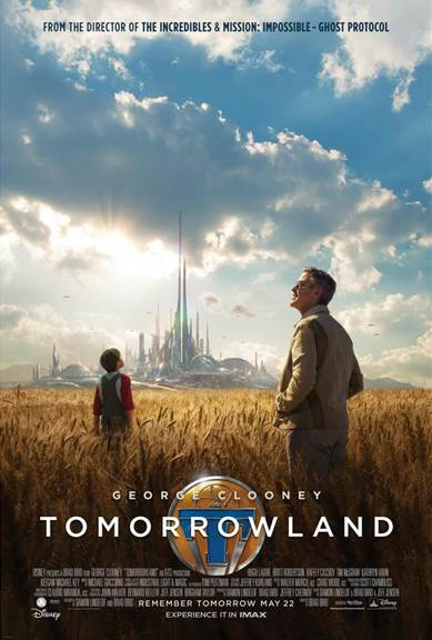 unnamed 36 Tomorrowland is one MOVIE you do not want to MISS this weekend! #TomorrowlandEvent