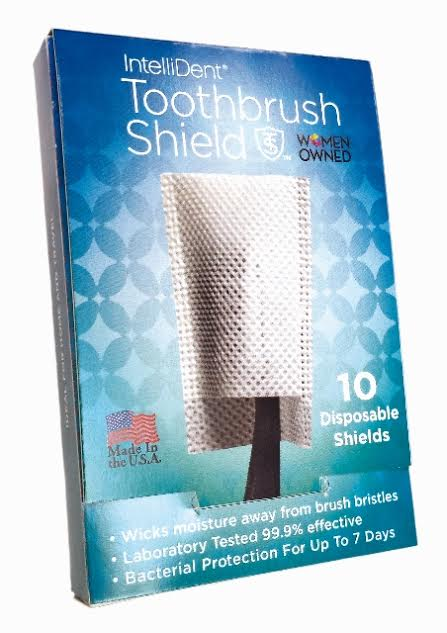 toothbrush shield