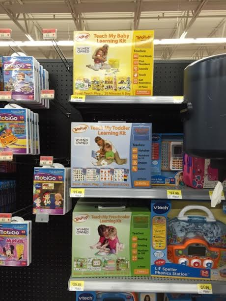 unnamed 4 Teach My Kits are Coming to Walmart   Celebrate with a Teach My Educational Set Giveaway