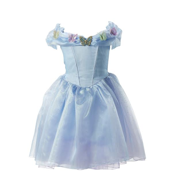 unnamed 41 The Beautiful Cinderella Dress from Jakks Pacific!