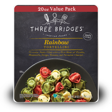 unnamed 6 Three Bridges   Meals, Pastas, Sauces, AND a Great Giveaway