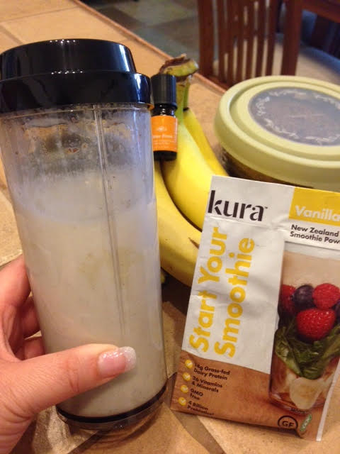 unnamed 62 Kura Smoothie Powders Review + Cuisinart Blender Giveaway!! #StartYourSmoothie