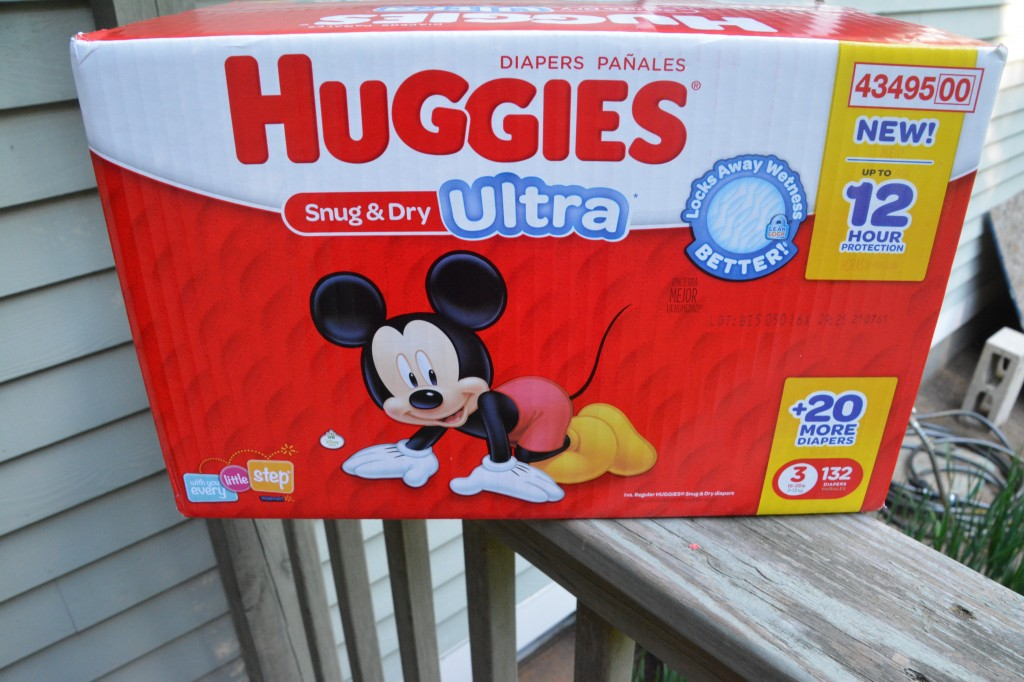 DSC 1112 1024x6821 Why We Love the Huggies new Snug & Dry Ultra Diaper and a FUN contest! #UltraHug