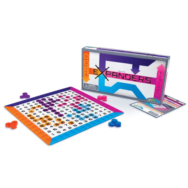 Expanders 600 Learning Games From SimplyFun Enhance Homeschooling Curriculum