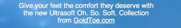 Screen Shot 2015 06 09 at 1.31.49 PM Oh My… I love my Gold Toe Oh. So. Soft Socks! #OhSoSoft #IC