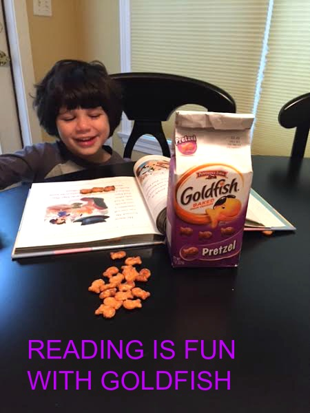 unnamed 38 Having Fun with Goldfish Pretzel Snacks!