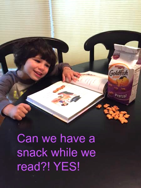 unnamed 64 Having Fun with Goldfish Pretzel Snacks!