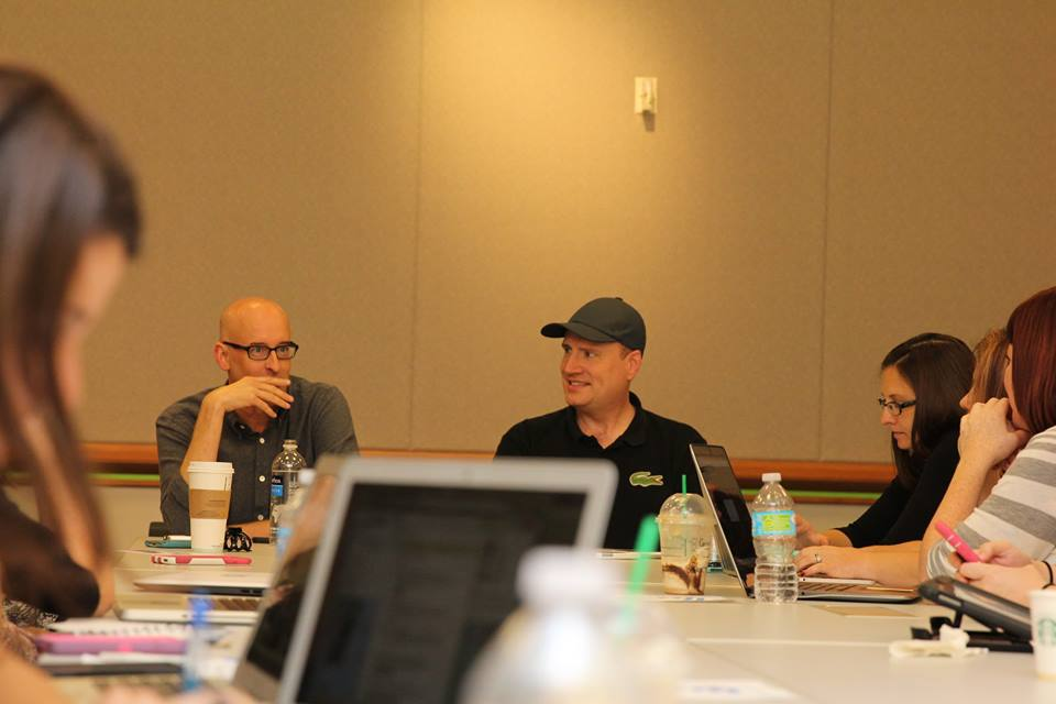 11204917 10106906542325634 8583344789739793001 n ANT MAN Director Peyton Reed & Producer and President of Marvel Studios Kevin Feige Interview! #Marvel #AntManEvent
