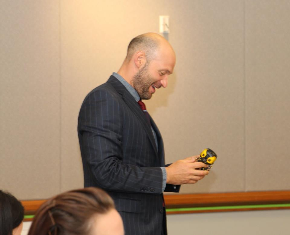 11540891 10106906526871604 3213413638068618108 n The Interview with the Ultimate Villian Corey Stoll  YellowJacket! #AntManEvent
