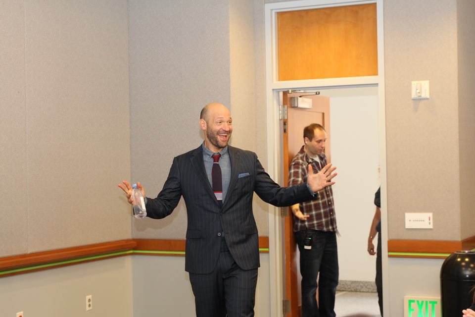 11692753 10106906526607134 5957693799446336990 n The Interview with the Ultimate Villian Corey Stoll  YellowJacket! #AntManEvent