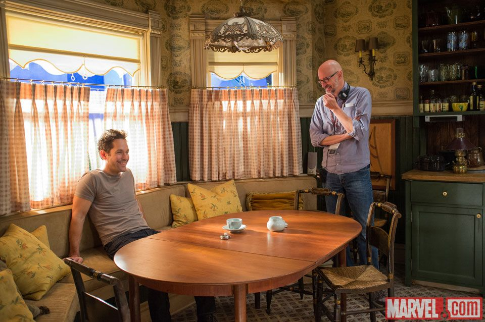 The Interview with the Ultimate Villian Corey Stoll -YellowJacket! #AntManEvent