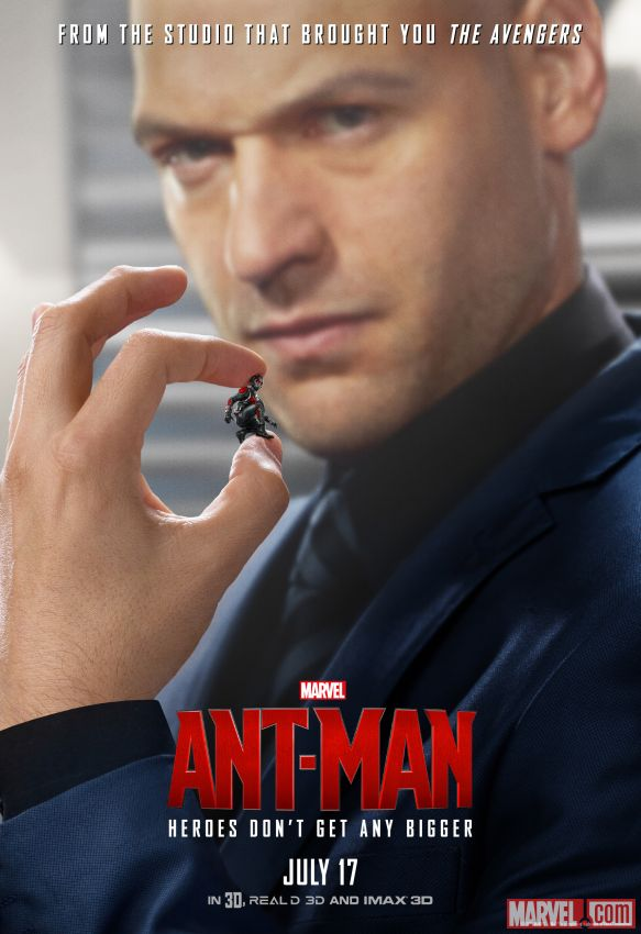 558a00bdc77e9 The Interview with the Ultimate Villian Corey Stoll  YellowJacket! #AntManEvent