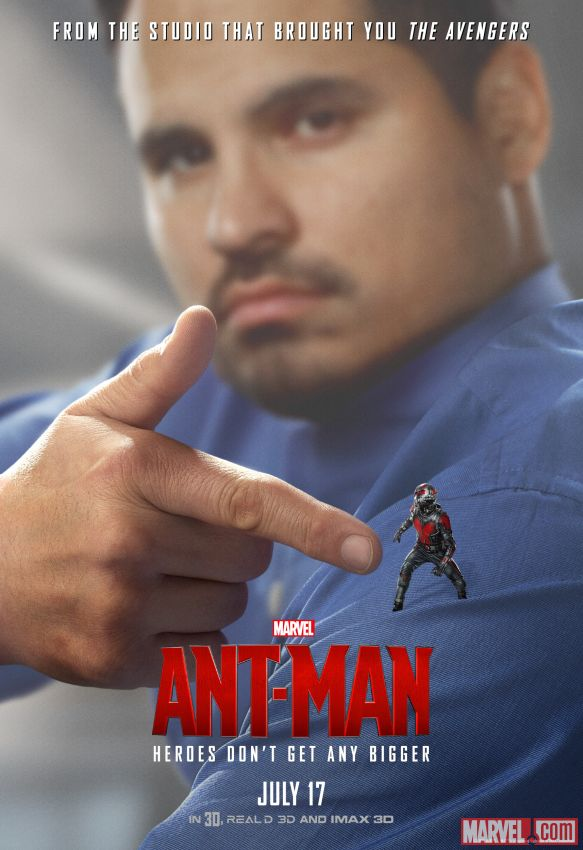 558a0199e14f9 The Funniest Interview to Date: ANT MAN Michael Pena, T.I. & David Dastmalchian Interview! #AntManEvent