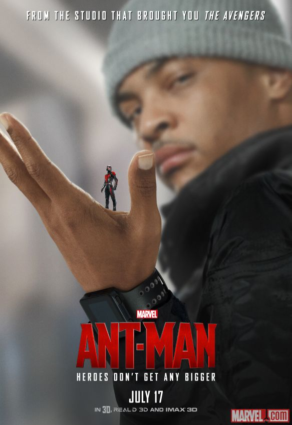 558a029358998 The Funniest Interview to Date: ANT MAN Michael Pena, T.I. & David Dastmalchian Interview! #AntManEvent