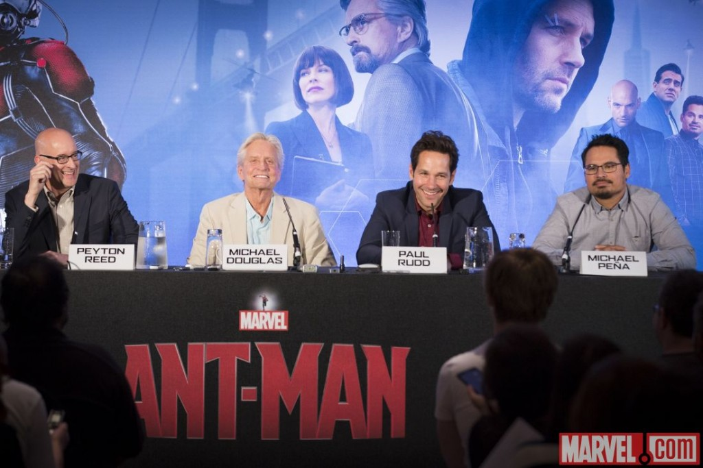 559c1a02d950f 1024x683 The Funniest Interview to Date: ANT MAN Michael Pena, T.I. & David Dastmalchian Interview! #AntManEvent