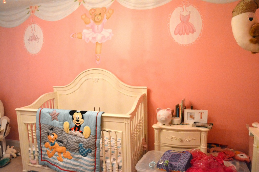 DSC 0048 1024x682 Tips to Create the Perfect Nursery with Disney Baby!