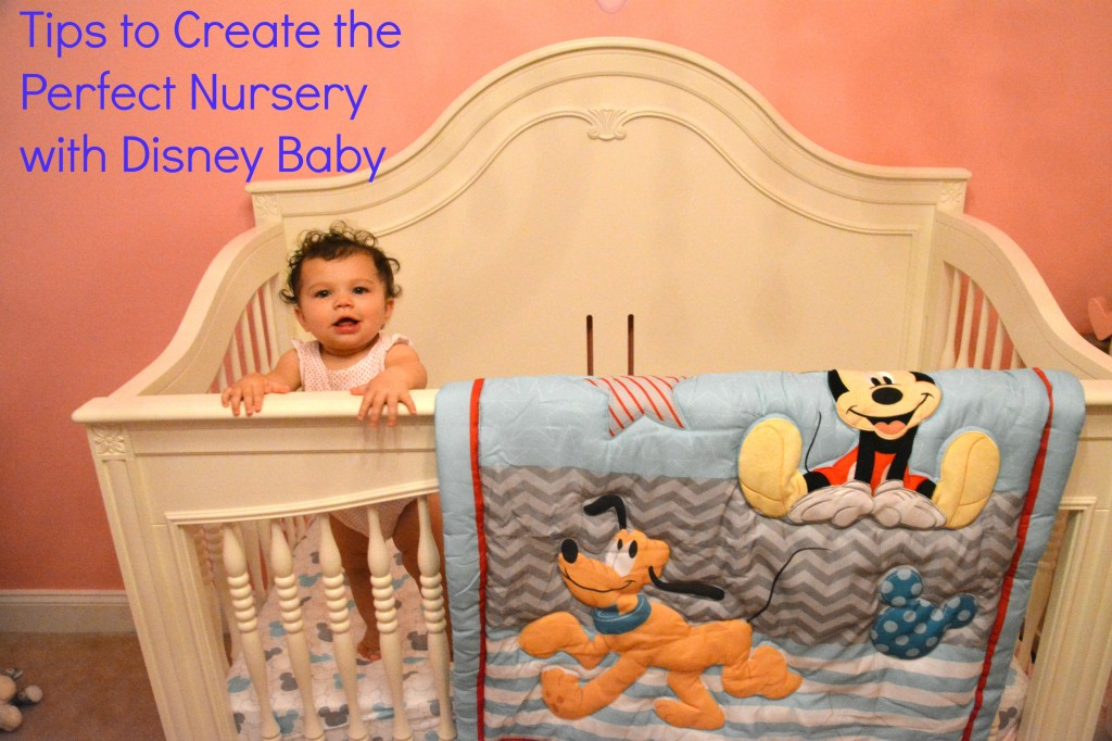 DSC 0064 1024x682 Tips to Create the Perfect Nursery with Disney Baby!