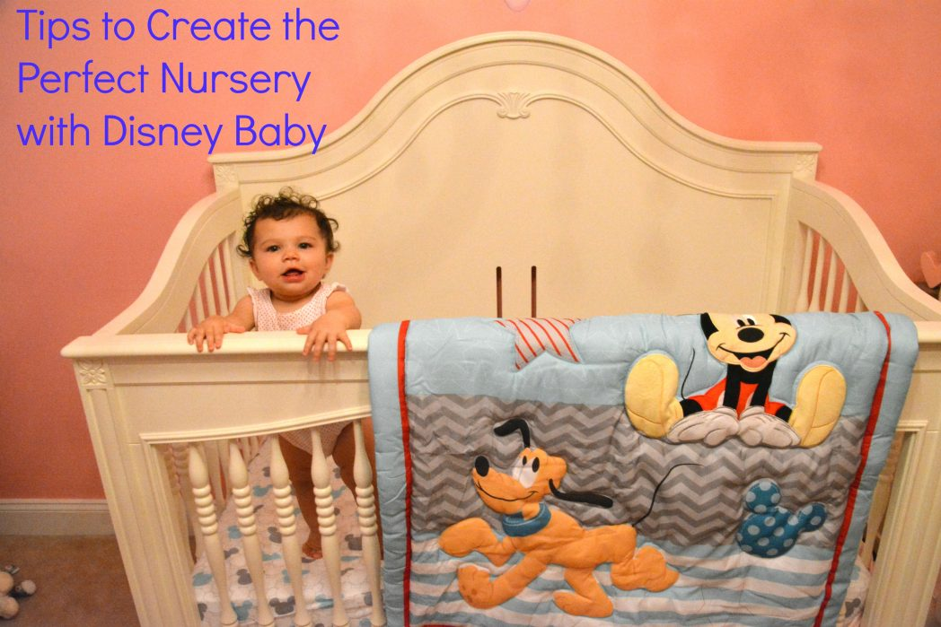 Tips to Create the Perfect Nursery with Disney Baby!