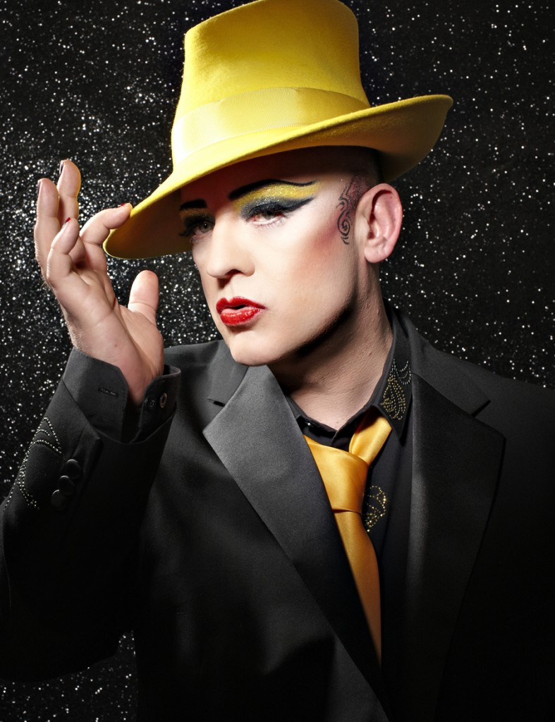 boypromo2011 3 787x1024 Boy George and the Culture Club 4 ticket Giveaway! Foxwoods July 31st!