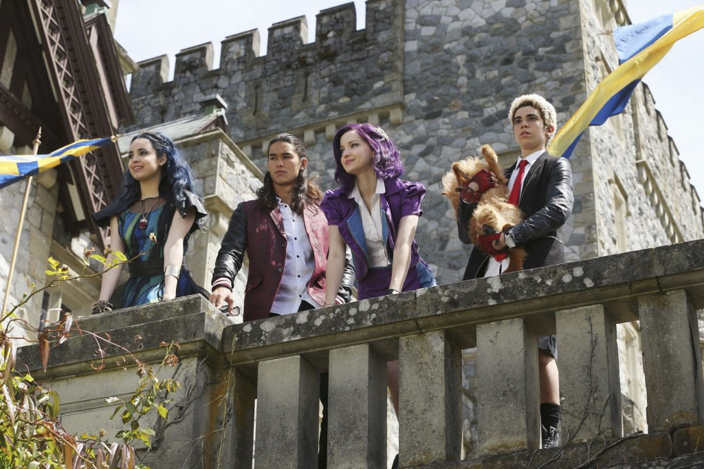 Disneys Descendants is AMAZING and Debuts JULY 31st on the Disney Channel + a Descendants Giveaway!
