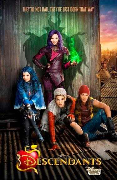 unnamed 1211 Disneys Descendants is AMAZING and Debuts JULY 31st on the Disney Channel + a Descendants Giveaway!