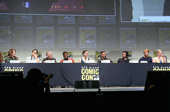 unnamed 13 STAR WARS: THE FORCE AWAKENS: Comic Con Reel  A MUST WATCH!!! #StarWars #TheForceAwakens