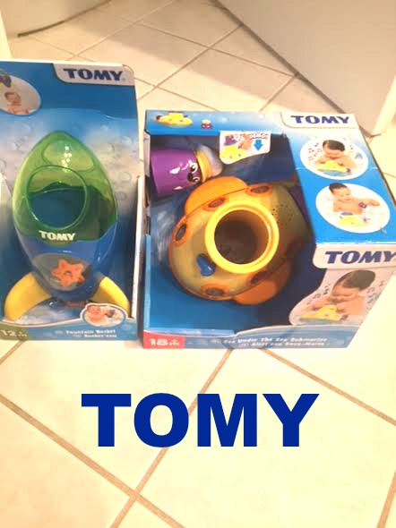 unnamed 2 TOMY Bath Toys make bath time something to sing about! Review + Giveaway!