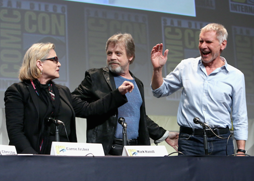 unnamed 22 STAR WARS: THE FORCE AWAKENS: Comic Con Reel  A MUST WATCH!!! #StarWars #TheForceAwakens