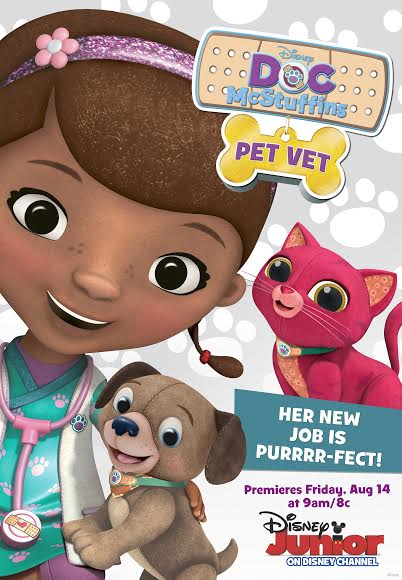unnamed 63 Disney's Doc McStuffins: Pet Vet Programming Event to Highlight Lessons About Care and Responsibility for Pets