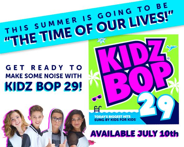 unnamed 91 Kidz Bop now on Spotify and a 1 year premium subscription to Spotify Giveaway! #KidzBop29