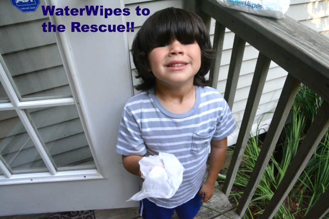 Why I LOVE using WaterWipes On Taylor! #WaterWipes