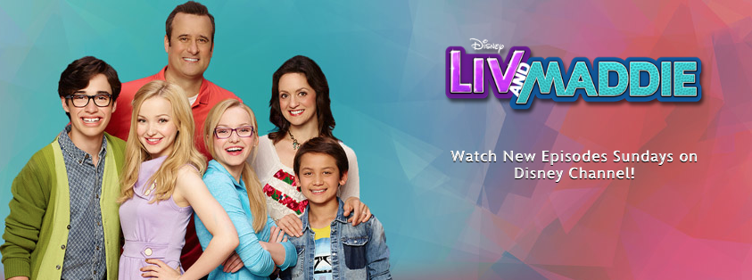 Screen Shot 2015 08 13 at 11.53.20 PM The Cast of LIV AND MADDIE are AWESOME! #LivAndMaddieEvent