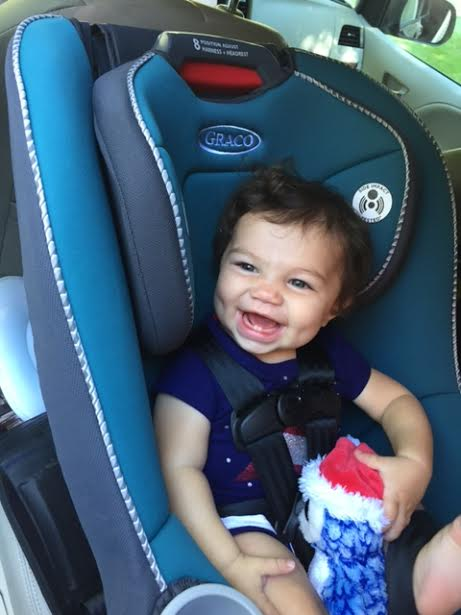 unnamed 117 Graco Contender 65 Convertible Car Seat Review + Giveaway! #GoWithGraco
