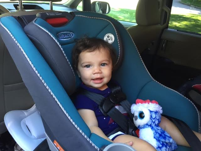 unnamed 216 Graco Contender 65 Convertible Car Seat Review + Giveaway! #GoWithGraco