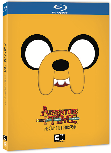 unnamed Adventure Time the Complete Fifth Season now available on DVD!